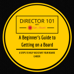 6 steps to gaining your first board position