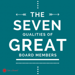 the seven essential traits of successful board members and company directors