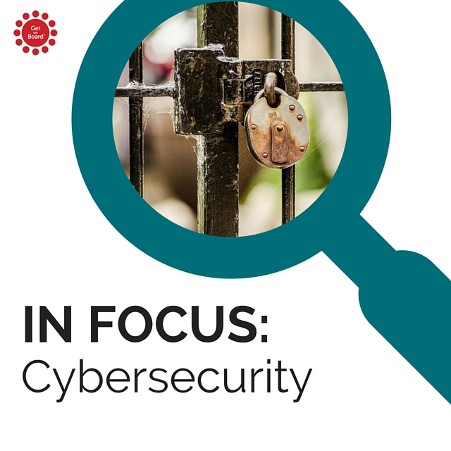 Cyber security governance for board members