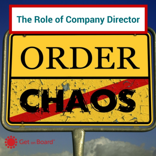 The role, expectations, and responsibilities of a company director.