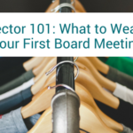 How to Choose What to Wear at a Board Meeting