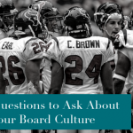 Culture in the Boardroom
