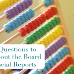 Questions to Ask About Board Financial Statements