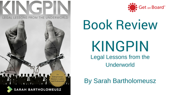 Book Review: King Pin by Sarah Bartholomeusz