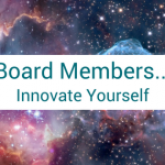 Self innovation for board members