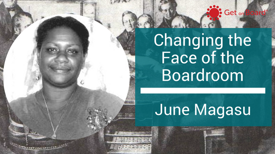 Changing the Face of the Boardroom