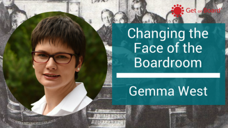 Gemma West is Changing the Face of the Boardroom