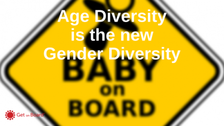 Age diversity in the boardroom