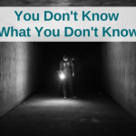 How to unearth the unknown-unknowns