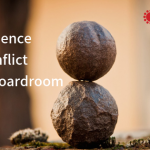 Influence and Conflict in the Boardroom
