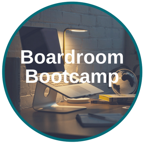Boardroom Bootcamp with Get on Board Australia