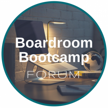 Group logo of Boardroom Bootcamp 2018